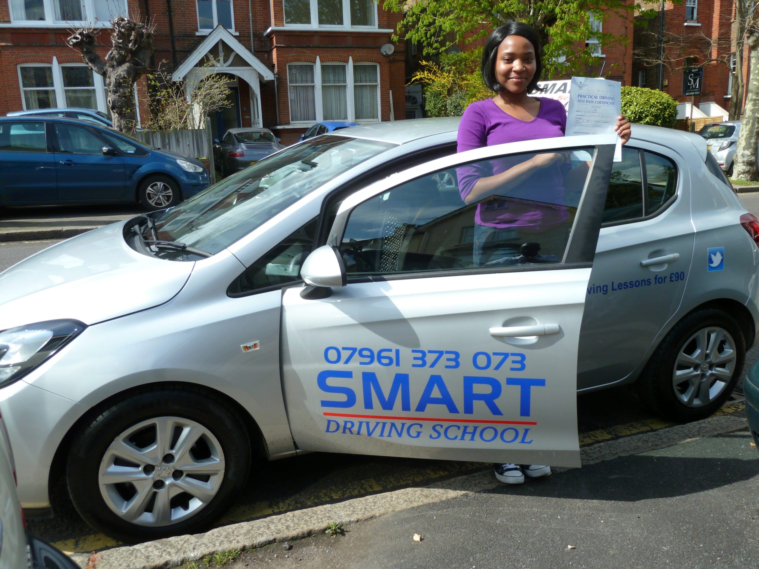 Driving lessons in Canning Town
